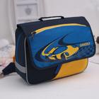 Рюкзачок детский Grizzly RK-997-1 32*24*11 мал, тёмно-синий/жёлтый