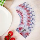 Салфетки бумажные (набор 20 шт) 33*33 см Краски весны