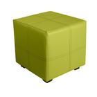 Pouf square Mario 400х400х380 lime