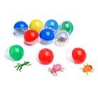 """Набор игрушек в яйце """"Насекомые"""", d=34 ММ"""