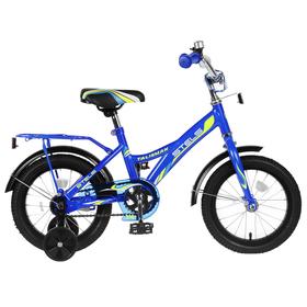"""Велосипед 14"""" Stels Talisman, Z010, цвет синий"""