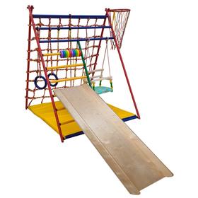 Детский спортивный комплекс «Вертикаль» Transformer, 1310 × 1070 × 1350 мм