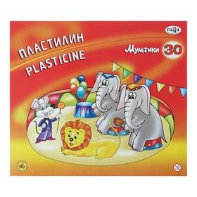 Plasticine 30 colors 600 g