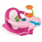Стульчик-сидение Cotoons для ванной, розовый
