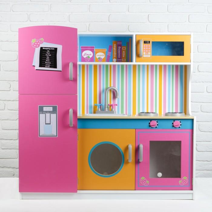 Игровой набор «Кухня» цвет розовый - фото 105580634