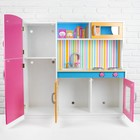 Игровой набор «Кухня» цвет розовый - фото 105580635