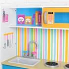Игровой набор «Кухня» цвет розовый - фото 105580636