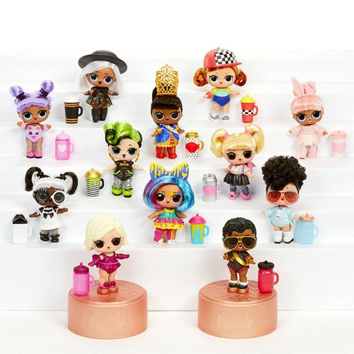 Игрушка «LOL. Кукла с волосами», цена за 1 шт., цвета МИКС