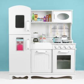 Игровой набор «Кухня» цвет белый