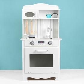 Игровой набор «Кухня» мини, цвет белый