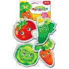 Мягкие пазлы «Овощи»