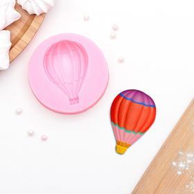 """Mold silicon is 7.5×7.5 cm """"balloon"""""""