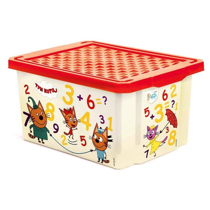 Детский ящик «Обучайка. Считай»