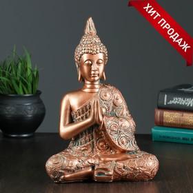 "Копилка ""Будда средний"" медь, 20х11х29см"