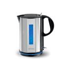 Чайник электрический HT-EK700, 2000 Вт, 1.5 л, съёмный моющийся фильтр, серебристый