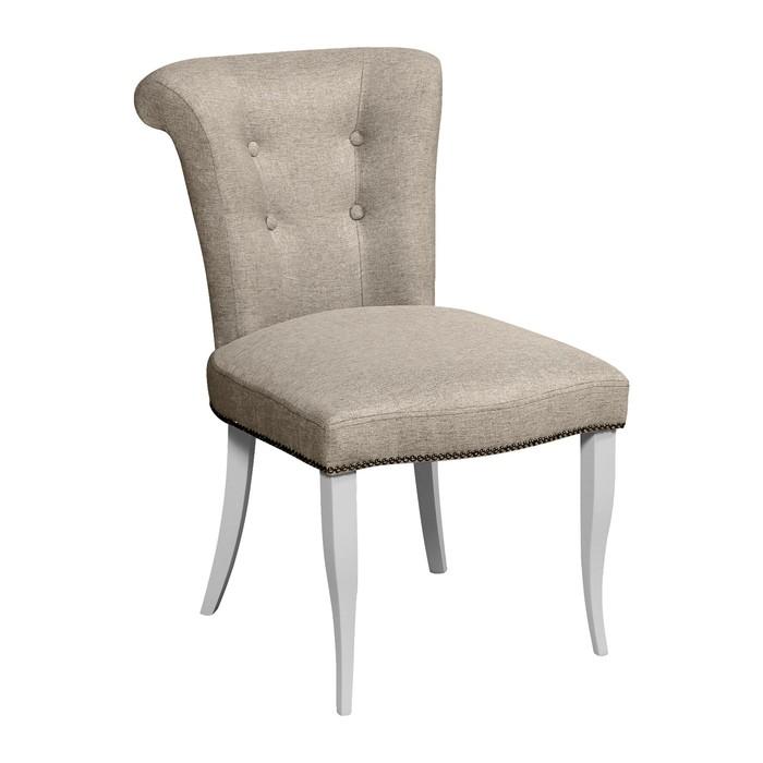самый белые стулья коричневая ткань фото оформления