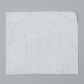 Absorbent disposable napkins, solution 7 * 7cm., Spanlace, 100 pcs per pack.