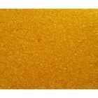 """Песок цветной, """"желтый"""", 1 кг"""