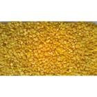 """Мраморная крошка, """"желтая"""", 2,5-5 мм/3,5 кг"""
