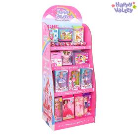 Стойка с наполнением ТМ Happy Valley, игрушки для девочек, вариант 3