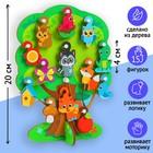 """Игрушка с крючками """"Лесное дерево"""" - фото 105588216"""