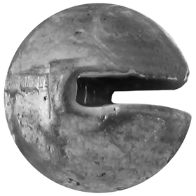 Груз «Шар» разрезной, 1,5 г Ош