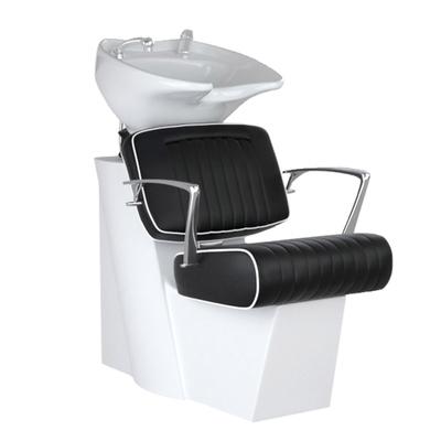 Мойка парикмахерская MANZANO, Fiato 72, цвет чёрный