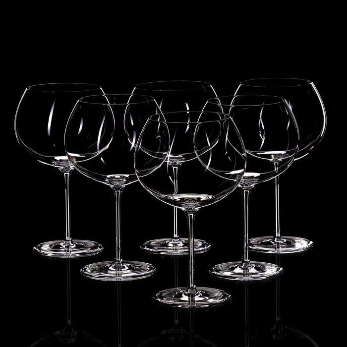 "Набор бокалов для белого вина ""Классик"", 6 шт, 420 мл"