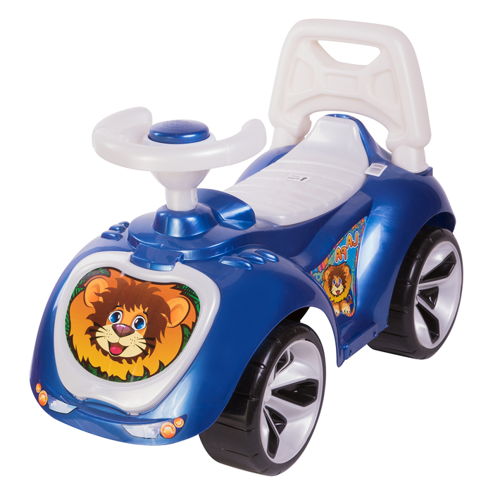 Толокар «Машина», цвет синий