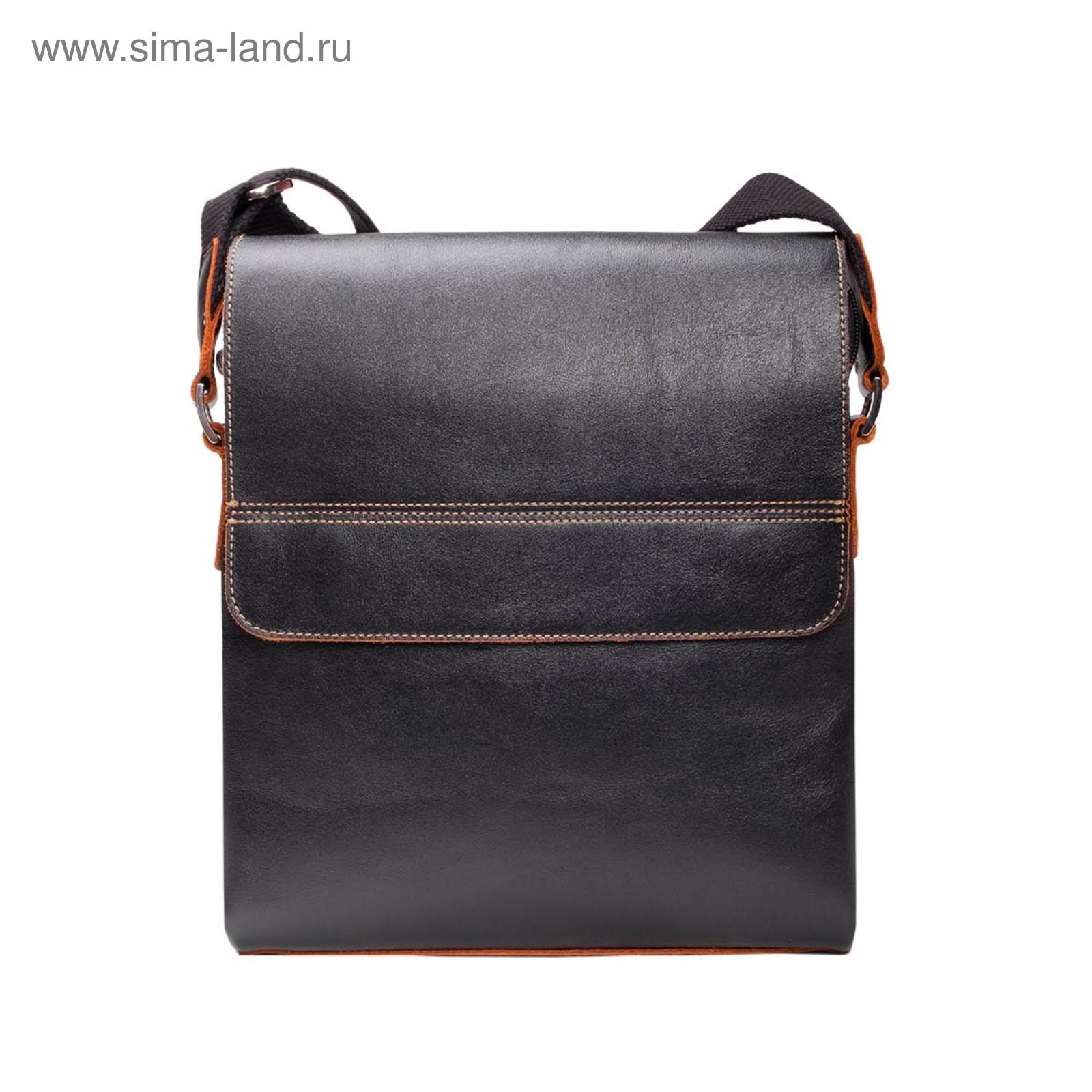 3311d0787204 Сумка мужская Fabula S.361.TXF, чёрный (4417159) - Купить по цене от ...