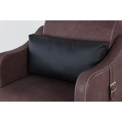Подушка Comforto для парикмахерских кресел и моек, цвет чёрный