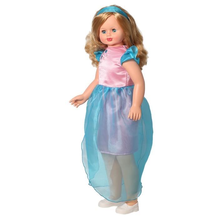 Кукла «Снежана праздничная 1» со звуковыми эффектами, 70 см