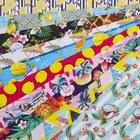Бумага глянцевая МИКС «Летняя», 70 × 100 см