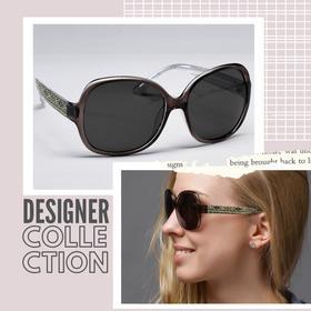 Очки солнцезащитные Geometric fashion