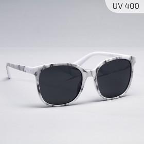 Очки солнцезащитные White marble