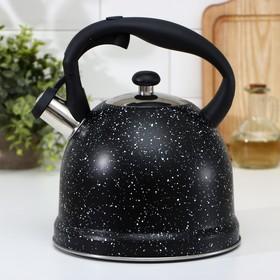 {{photo.Alt || photo.Description || 'Чайник со свистком «Блэк», 3 л, капсулированное дно, индукция, цвет МИКС'}}