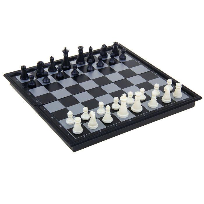 """Игра магнитная """"Шахматы"""", 20×19 см"""