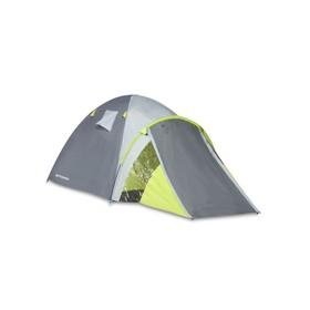 Палатка туристическая Аtemi ALTAI 3 CX, Ripstop, один вход, двухслойная, трёхместная