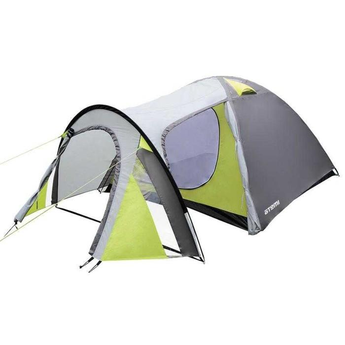 Палатка туристическая Аtemi TAIGA 3 CX, двухслойная, трёхместная