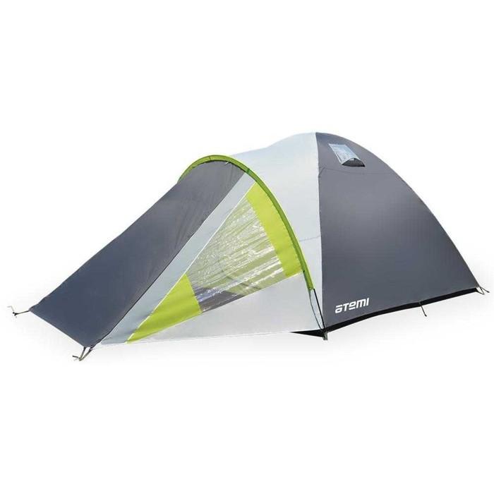 Палатка туристическая Аtemi ENISEY 4 CX, Ripstop, двухслойная, четырёхместная