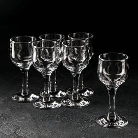A set of glasses for liquor 55 ml Tulipe, 6 pcs.
