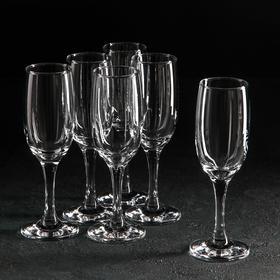{{photo.Alt || photo.Description || 'Набор фужеров для шампанского Bistro, 190 мл, 6 шт'}}