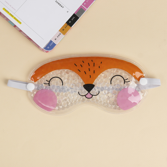Гелевая маска «Лисичка»