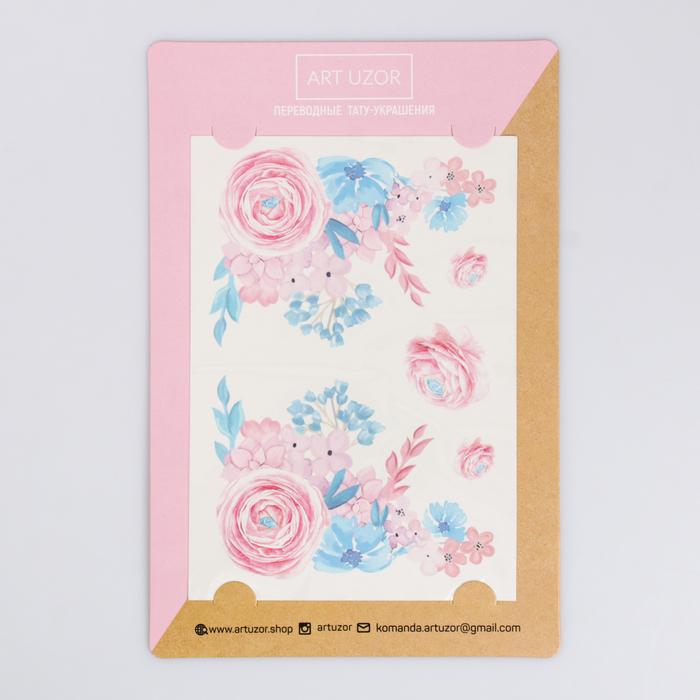 Наклейки‒переводки «Розовые мечты», 14 × 21 см