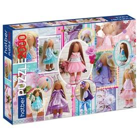 Пазл 2000 элементов «Куколки»