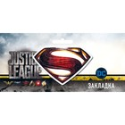 Фигурная магнитная закладка «Супермен»