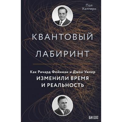 Квантовый лабиринт. Как Ричард Фейнман и Джон Уилер изменили время и реальность. Халперн П.