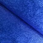 Paper crepe Blue metallic, 0.5 x 1 m