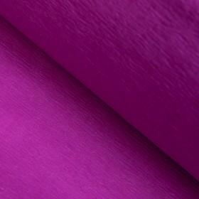 """Paper crepe """"Bright purple"""" neon, 0.5 x 2 m"""