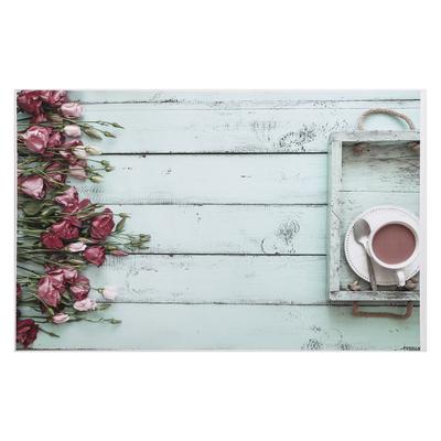 """Фотофон винил """"Романтичное утро"""" 80х125 см"""